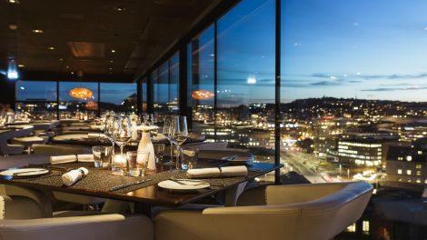 Trevlig restaurang i Stockholm City